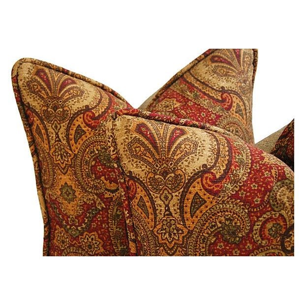 Raymond Waites Europa Pillows - A Pair - Image 4 of 8