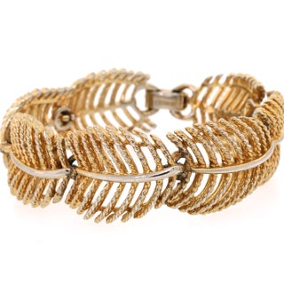 Gold Lisner Bracelet