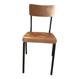 1970s French School Chair