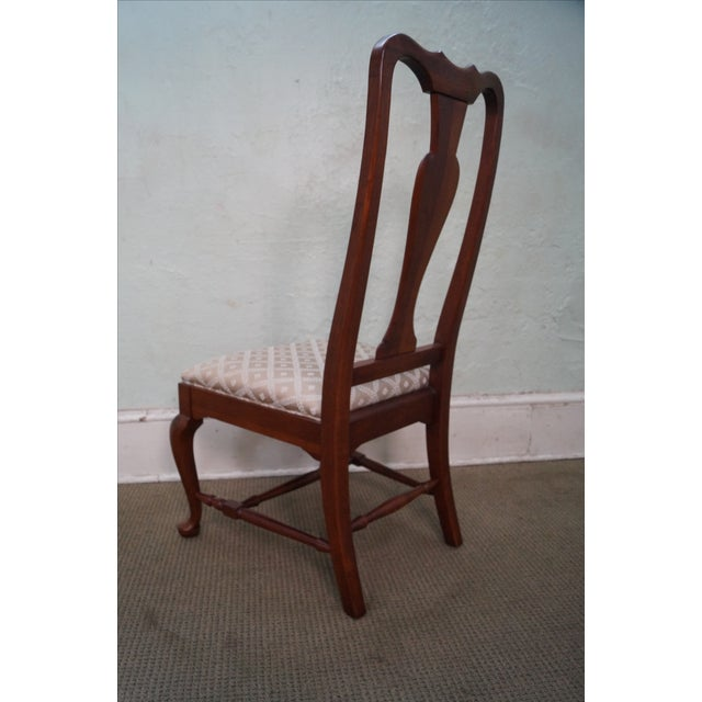 Lexington Queen Anne Dining Chairs - Set of 6 - Image 5 of 10