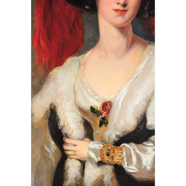 """Lady Peel"" after Sir Thomas Lawrence - Image 5 of 9"