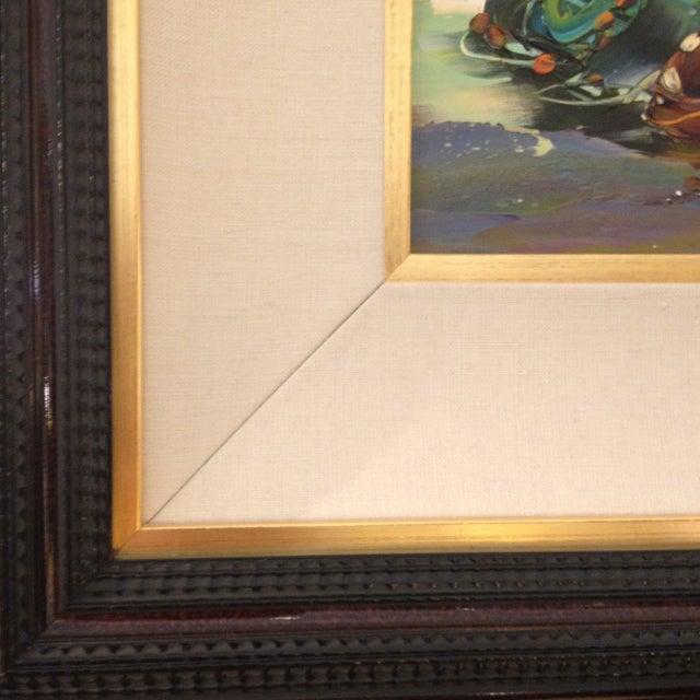 Image of Jequel Pecheurs Auf File Painting