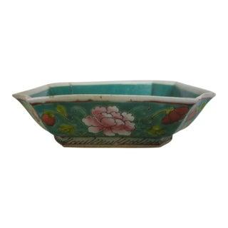 Pre-Revolutionary Chinese Porcelain Bowl