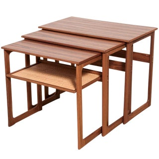Johannes Andersen Nesting Tables