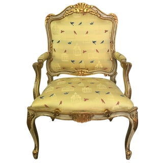 Thomasville Fiorita Arm Chair