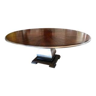 Currin Custom Starburst Dining Table