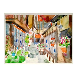 Carmel Watercolor