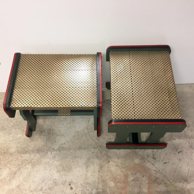 Image of Gucci Inspired Side Tables - A Pair
