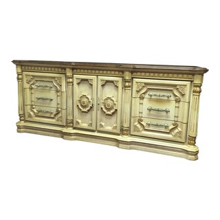 Neoclassical Style Six-Dresser Dresser