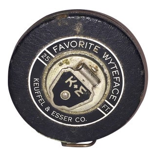 Keuffel & Esser Co. Tape Measure