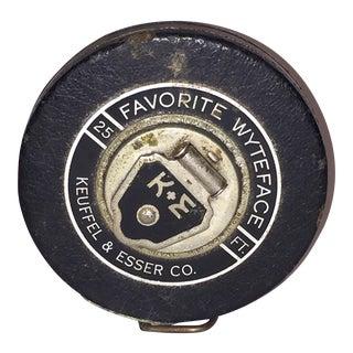 Keuffel & Esser Co. Tape Measure