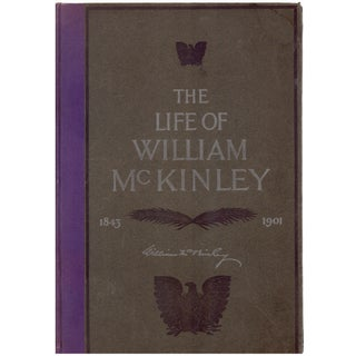 The Life of William McKinley Book
