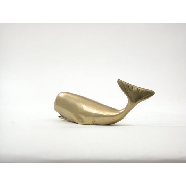 Brass Whale - Image 3 of 8