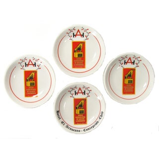 South American Tapas Bowls - Set of 4