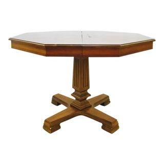 Vintage Pedestal Table by Drexel Furniture