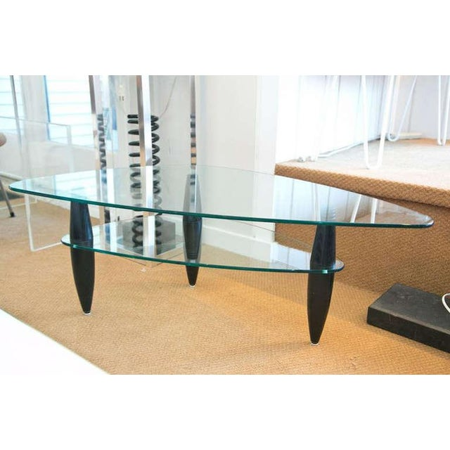 Image of Vintage Free-Form Style Cocktail Table