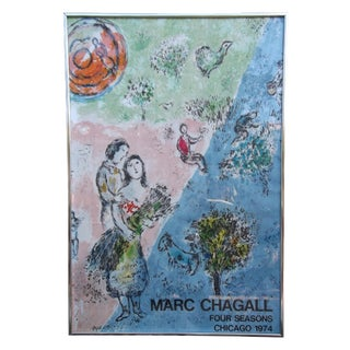 Mark Chagall Poster