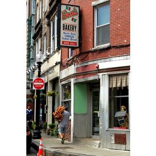 "Josh Moulton ""Bova's Bakery- North End Boston"" Giclee Print"
