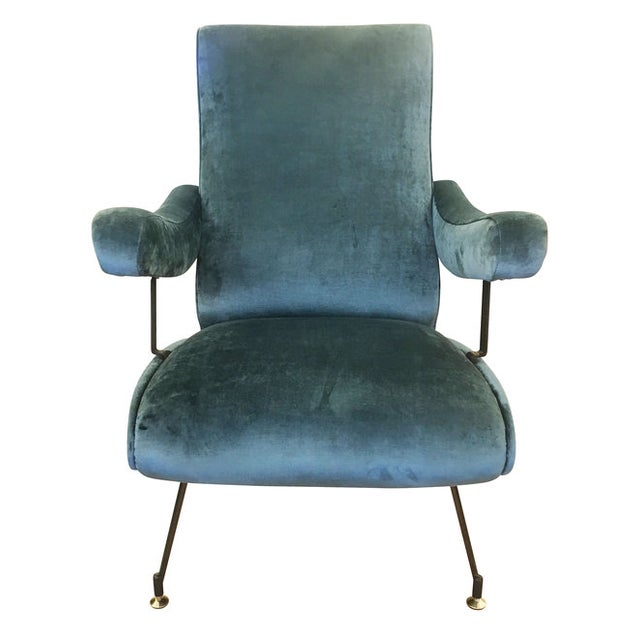 Reclining Lounge Chair by Formanova - Image 3 of 6