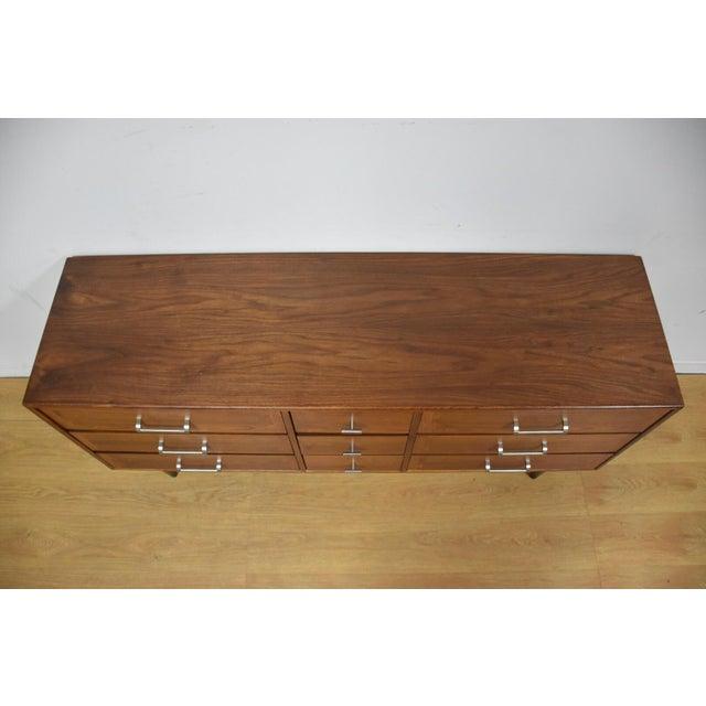 Lane Acclaim Mid-Century Walnut Dresser - Image 5 of 11