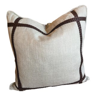 Custom Decorative Pillow