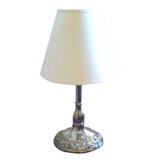 International Silver Co. Small Table Lamp