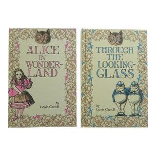 Alice in Wonderland Book Set