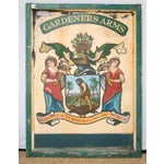 """Image of English Pub Sign """"Gardeners Arms"""""""