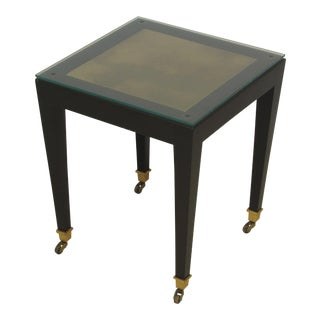 Donghia Paris Side Table