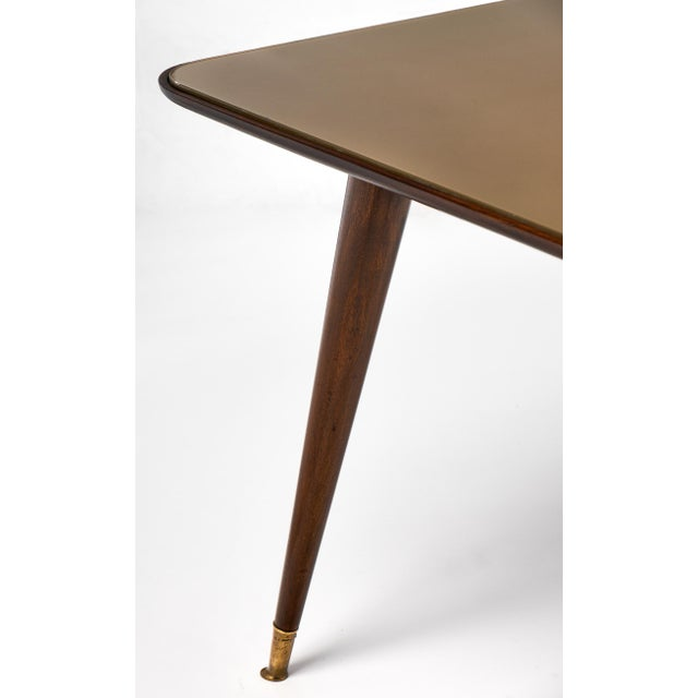 Italian Mid-Century Modern Dining Table - Image 11 of 11