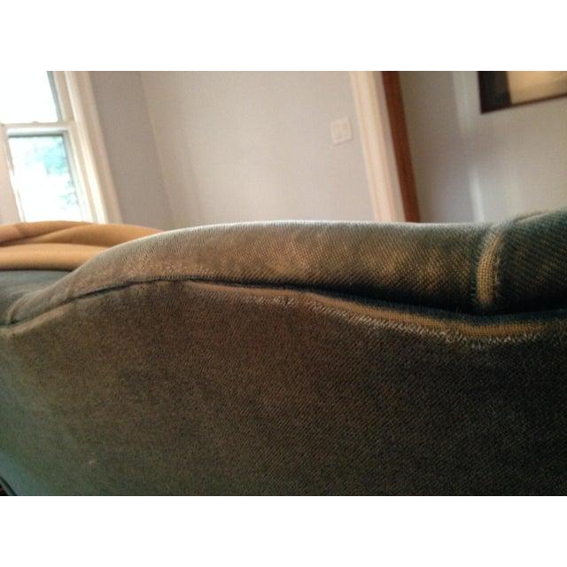 Art Deco Mohair Sofa & Armchair - A Pair - Image 11 of 11