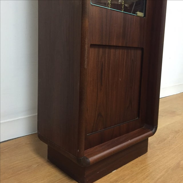 Danish Modern Grandfather Clock - Image 4 of 8