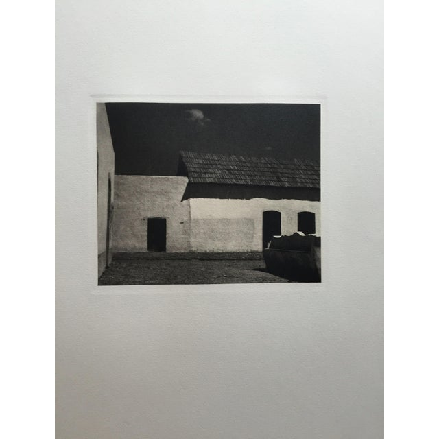 Paul Strand Attributed Photogravure Mexico, 1940s - Image 5 of 6