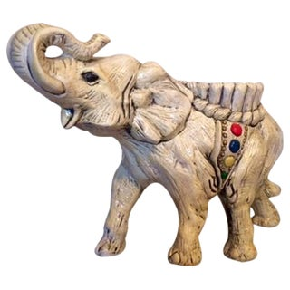 Italian Mid-Century Elephant Planter