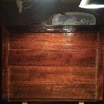 Image of Reclaimed Cypress Headboard