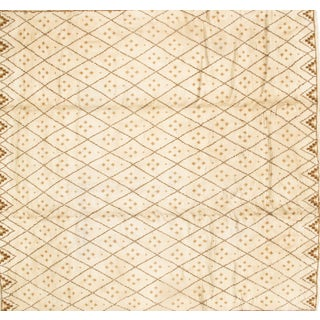 Savonnerie Moroccan Style Rug - 11′4″ × 11′11″