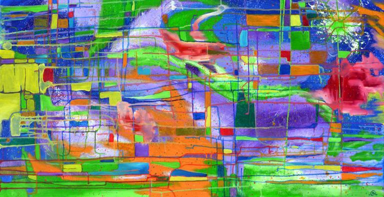 San Francisco Views Painting   Image 6 Of 7