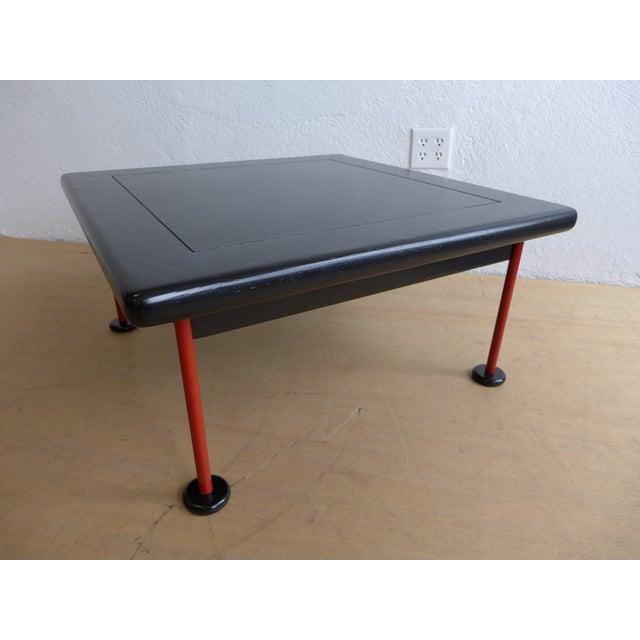 Brayton Black Memphis Table - Image 2 of 6