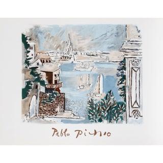 Pablo Picasso - Passage De Dinard Estate Litho