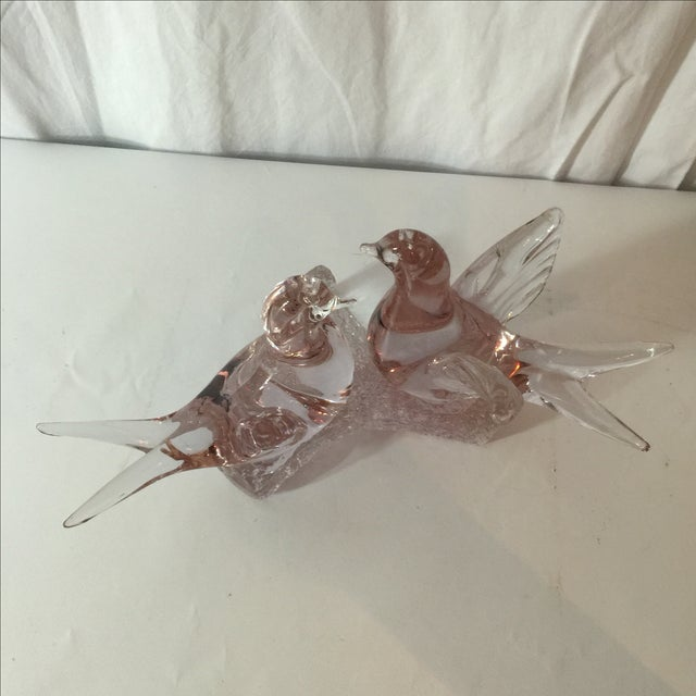 Vintage Murano Glass Birds - Image 7 of 7