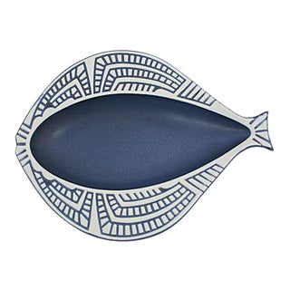Mid-Century Fish Catchall