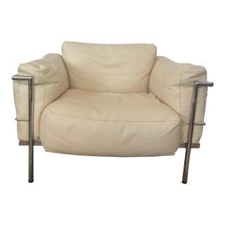 Le Corbusier for Natuzzi Single Seat Chair