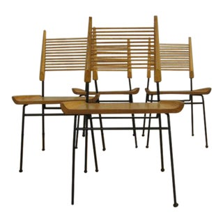 Vintage Paul McCobb Shovel Chairs 4