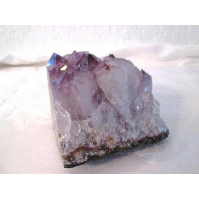 Brazilian Raw Amethyst Crystal Specimen - Image 6 of 6