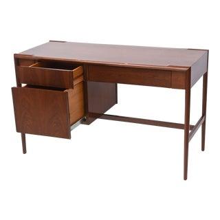 American Modern Walnut Desk