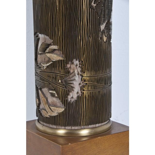 Wallpaper Roll Lamp V - Image 4 of 5