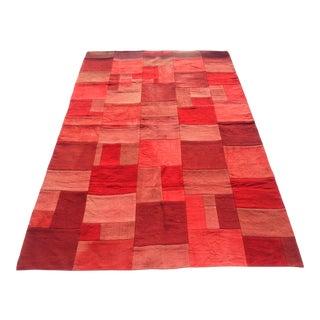 Floor Antique Patchwork Carpet