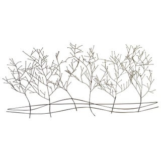 Curtis Jere Tree Wall Sculpture