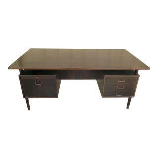 Danish Floating Top Executive Desk