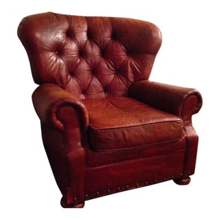 Churchill Euro Leather Recliner